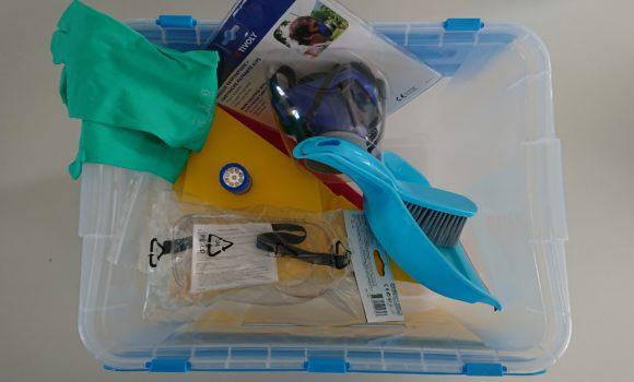 Nous confectionnons vos valises ADR selon vos besoins