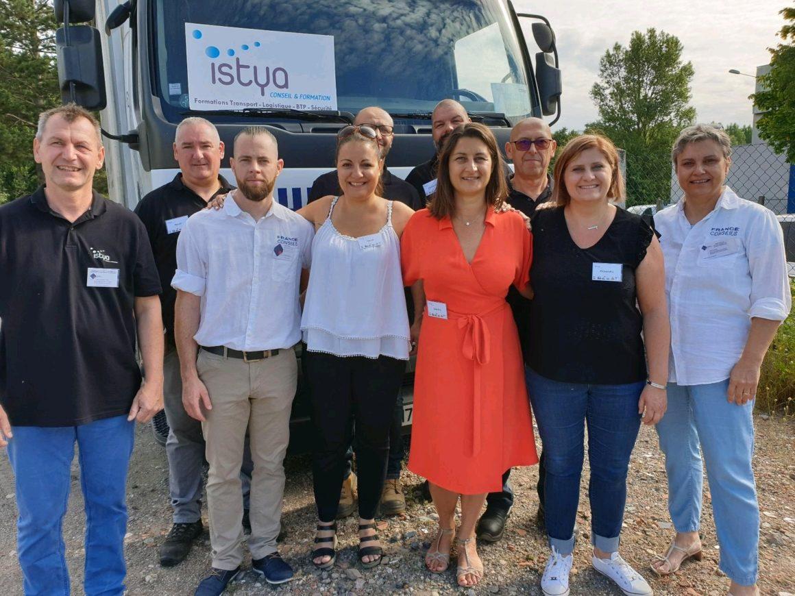 """Istya et Alsace Conseils, tous deux certifiés """"organisme de formation"""", présentent leurs activités en Alsace"""